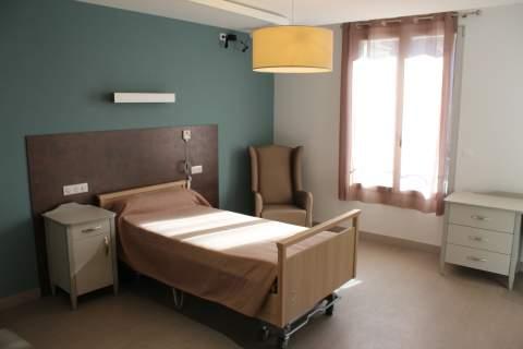 Chambre établissement de santé