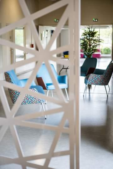 Un claustra design pour séparer vos espaces