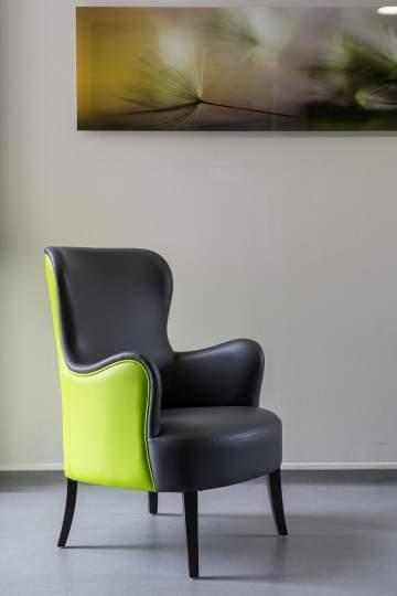 Un fauteuil pour habiller vos couloirs et en faire de vrais lieux de vie